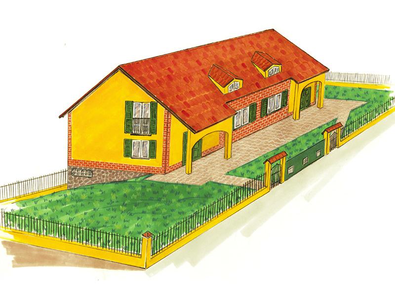 Nuove costruzioni anche con servizio chiavi in mano for Nuove case con seminterrato di sciopero