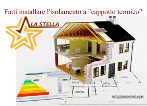 """COME ABBATTERE LE SPESE ENERGETICHE DI CASA? FATTI INSTALLARE L'ISOLAMENTO A """"CAPPOTTO TERMICO"""""""